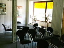 Unterrichtsraum Grifte